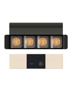 望月-酥皮奶黃月餅禮盒(4入) WY-CC02