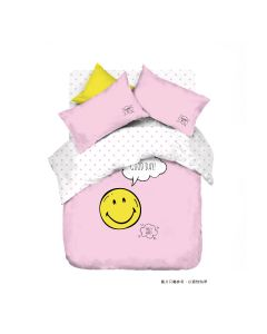 AIRLAND - Smiley Cotton quilt cover- XW222 XW222H3QC