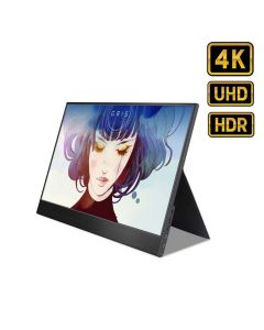 ZOHO - 15.6吋 4K HDR 可攜式多點觸控顯示器 - Z15KT Z15KT