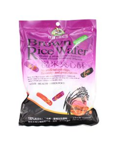 VIGIR & HEALTH - Brown Rice Wafer ZB0213