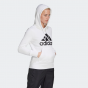 adidas Women Badge Of Sport Pullover Fleece 連帽衛衣白色