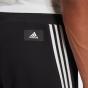 adidas Men Sportswear 三間運動長褲 - 黑色