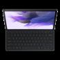 Samsung Galaxy Tab S7 FE 書本式鍵盤保護套 (黑色)