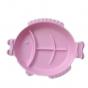 Cornflower - Tootfish Plate - Pink CFL-K50P
