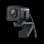 Logitech Stream Cam 全高清串流播放網路攝影機 -   黑色