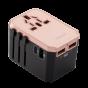 MOMAX 1-World 旅行插座 (Type-C PD + 3 USB-A )