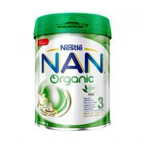 Nestle - NAN Organic 3 Can Top 12417748