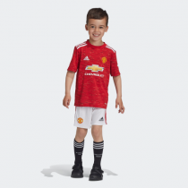 adidas - Manchester United 曼聯 20/21 主場小童套裝