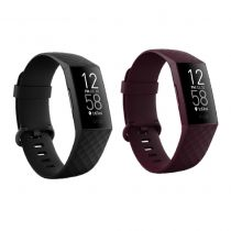 Fitbit - CHARGE 4 Fitness Watch (2 color) 811138038
