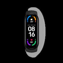 Xiaomi Mi Smart Band 6 (Black)