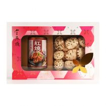 Imperial Bird's Nest Abalone and Dried Mushroom Rally Gift Box CR-CNY21-IBNAbalone