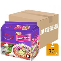 E-Zee - Asam Pedas Instant Noodles (Case Offer) F00385