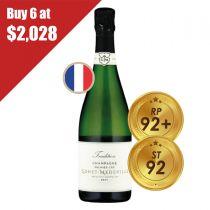 Gonet-Medeville Premier Cru Tradition N/V ; WS92 (1 Bottle / Full Case) FicoGM_T_P