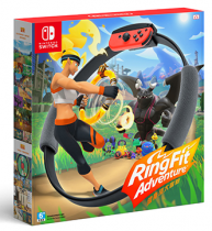 """RING FIT ADVENTURE"" GAME SET FOR NINTENDO SWITCH"