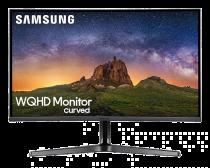(2個尺寸選擇) Samsung CJG50 WQHD 曲面顯示器