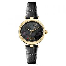 Vivienne Westwood Belgravia  系列手錶 - 黑色