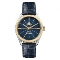 Vivienne Westwood Conduit Watch - Blue VV192NVNV