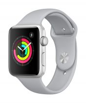 Apple Watch Series 3 GPS, 42mm Aluminum Case with Sport Band