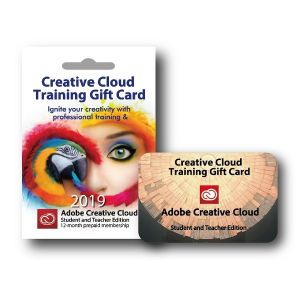 Adobe Creative Cloud All Apps Student And Teacher Edition ( 1 Year Subscription) - 2019 Edition
