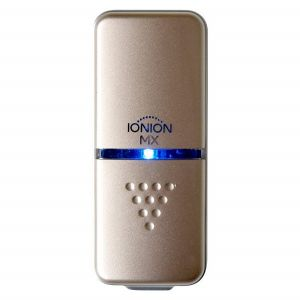 Trustlex Ionion MX Ultra small portable air purifier-Gold