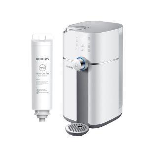 [預售] 飛利浦 RO純淨飲水機 + 額外濾芯優惠組合  (純淨飲水機型號 : ADD6910 / 濾芯型號 : ADD550)(預計到貨時間:3星期)