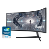 """(10月30號發貨) Samsung Odyssey G9 49"""" QLED 1000R 240Hz 曲面電競顯示器"""