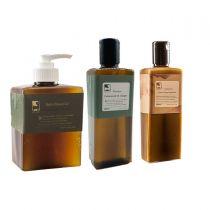 Ginger - Cedarwood Ginger Bath Shampoo Combo Ginger_C_Bath