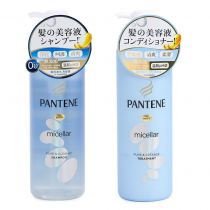 Pantene - Micellar Pure & Cleanse Shampoo (500ml) + Treatment (500gm) G00079