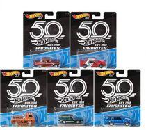 低至3折!!!! 快黎儲齊一套啦!!!  Mattel Games - Hot Wheels Premium Collector Favorites  (共5款, 每次出貨隨機抽樣X 1款)