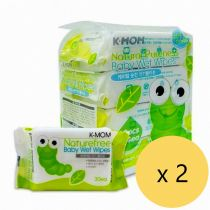 {Made in Korea} Mother-K - K-MOM Wet Tissue-basic-30pcs*8 packs M00043_2