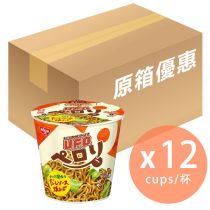 [ DIRECT FROM JP] U.F.O. Squid Sauce Fried Noodles 74g x 12cups [Full Case] SKU_07792_12