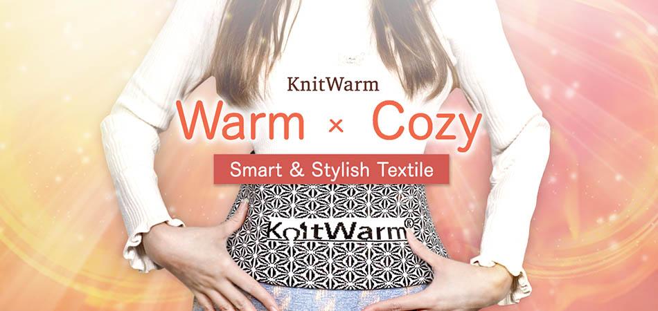 KnitWarm – a Hong Kong hero product to keep you warm