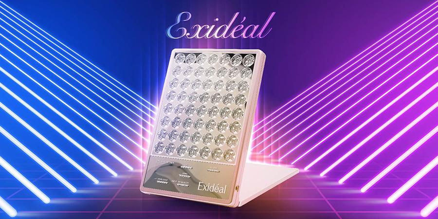 逆齡魔鏡.日本人氣Exidéal LED美容儀