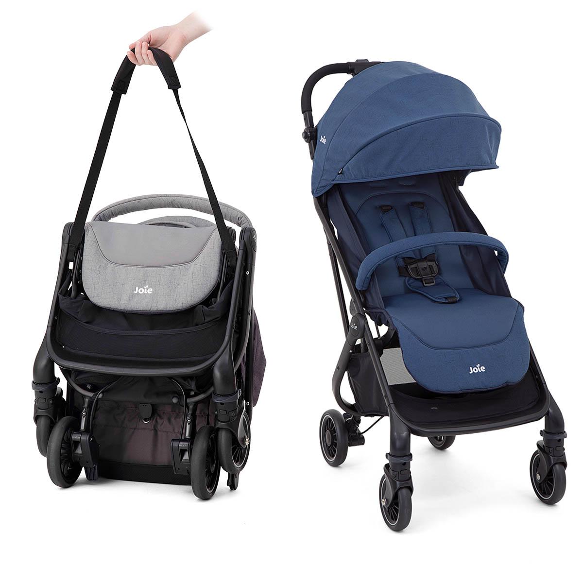 做咗人父母,都可以說走就走!因為而家嬰兒車設計已大不同,單手按掣即可「變身」摺車入袋;自此潮媽潮爸們「帶著BB去旅行」就有好「旅伴」啦~