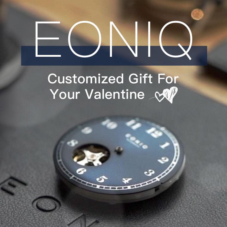 Personalised Valentine's Day gift – EONIQ