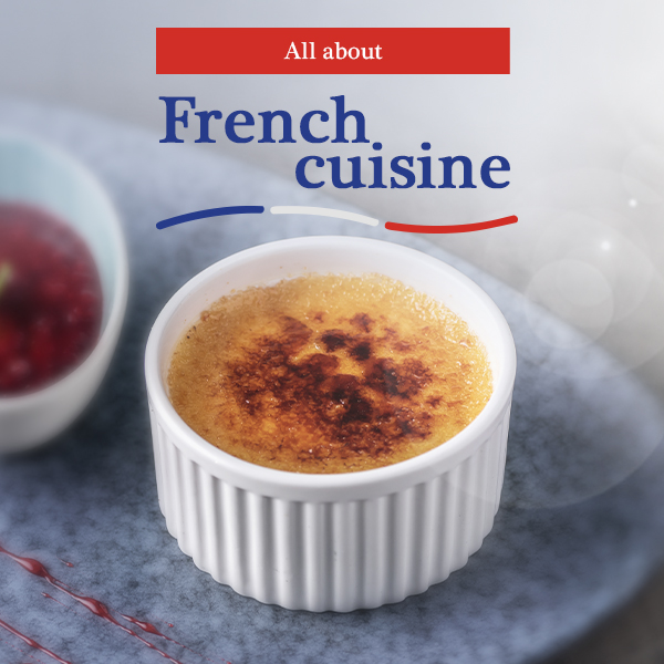 Dive into French cuisine at home
