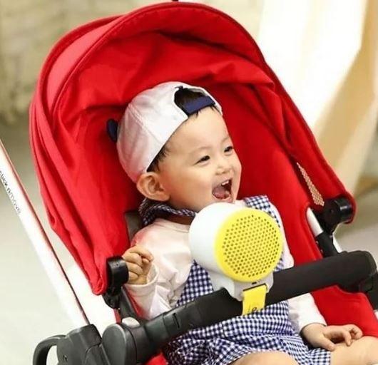 Airtory 嬰兒推車或汽車便攜式空氣淨化器