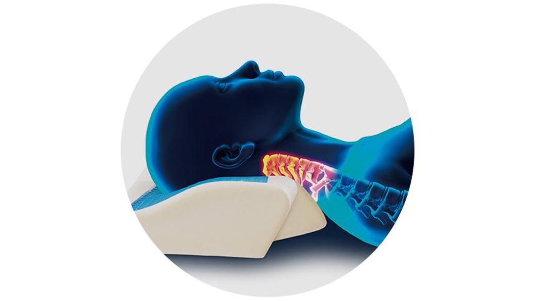 頸椎健康枕如何能夠幫助我們改善鼻鼾?