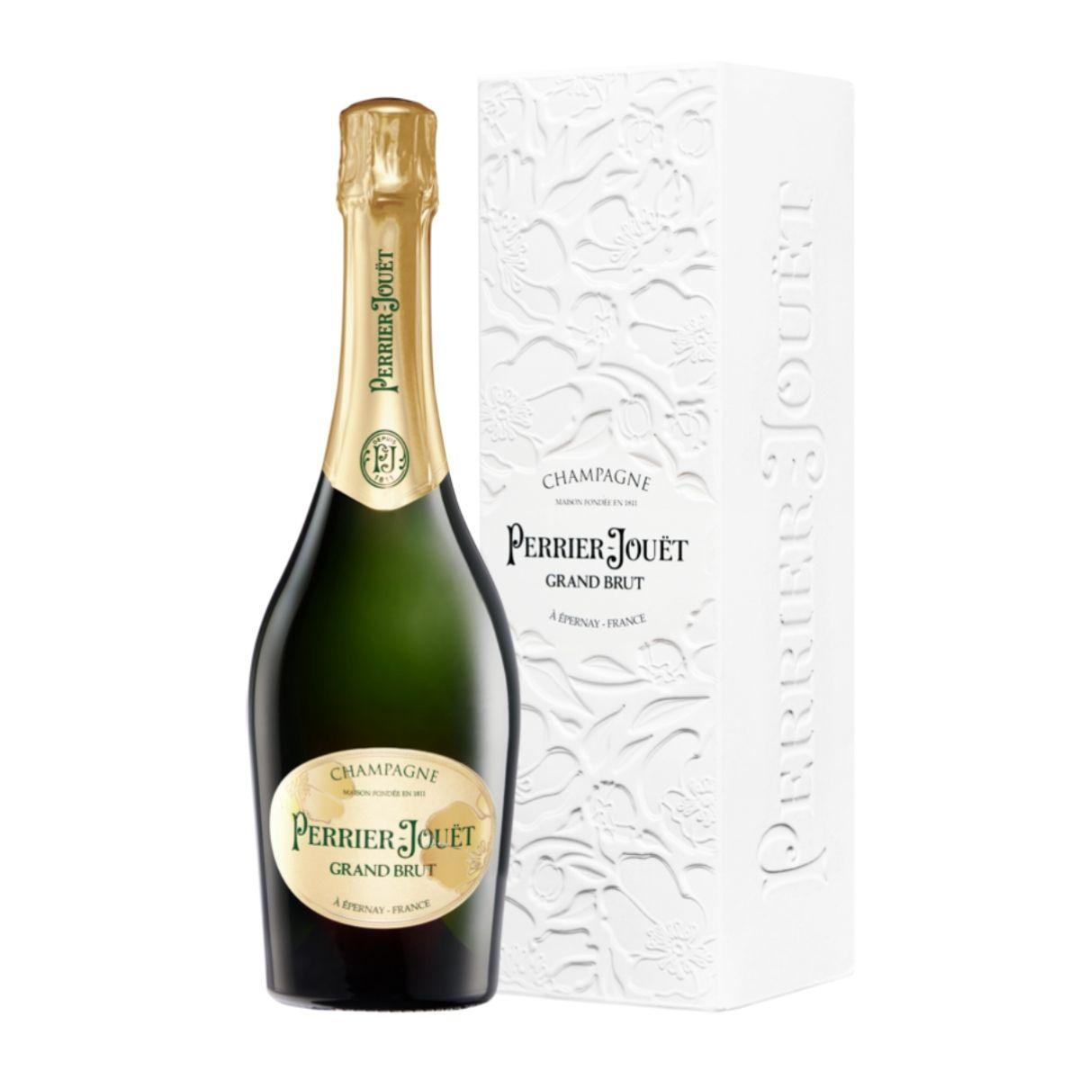 Perrier-Jouët - 巴黎之花特級香檳 (禮盒裝)
